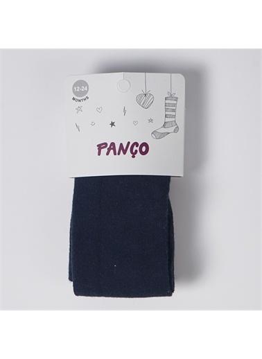 Panço Kız Çocuk Külotlu Çorap 19236000008 Lacivert